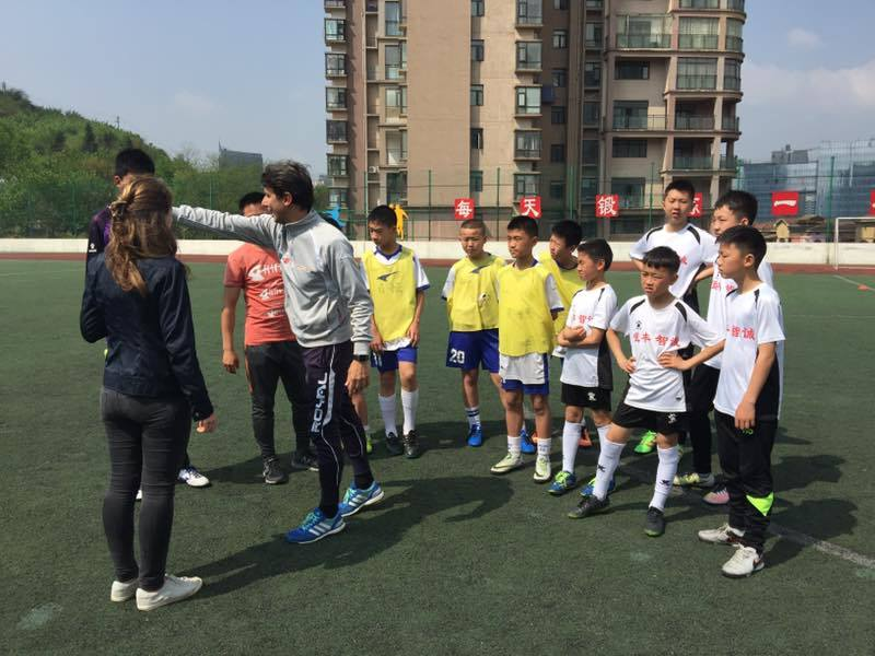 FUTSALSOLUTIONS SEMINAR IN GUYANG – CHINA